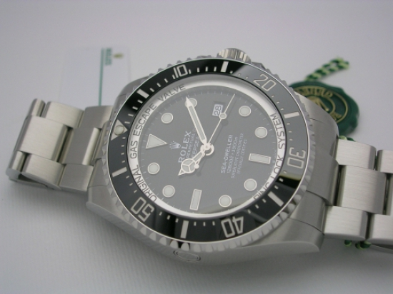 JK Watchstore, World of Rolex, ROLEX DEEPSEA 126660 2019